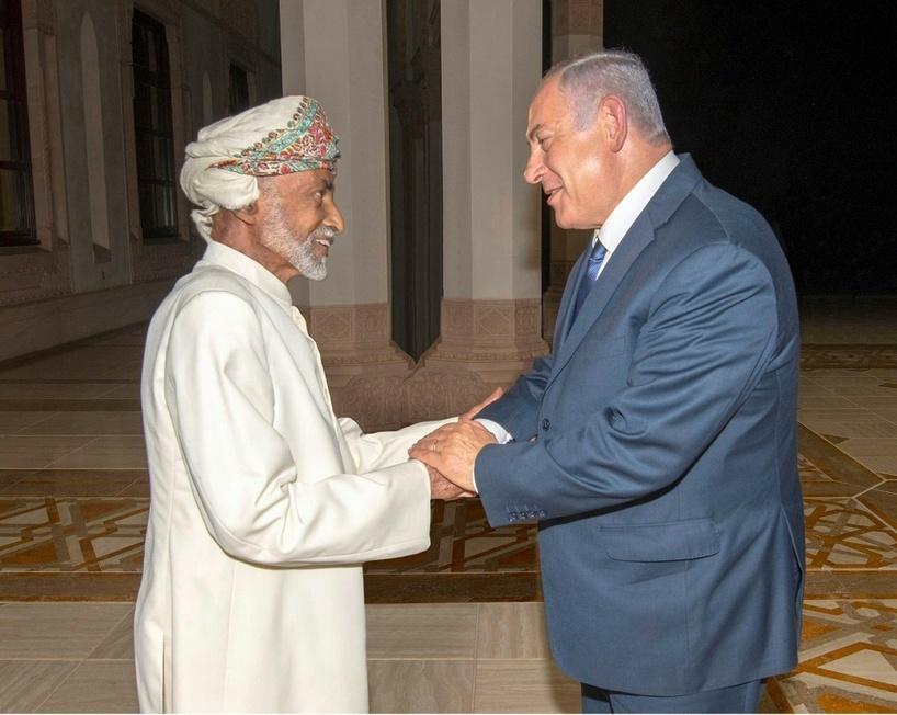 Israël courtise le golfe avec en tête liran et la reconnaissance