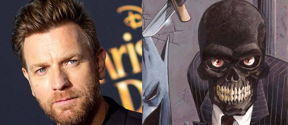 <p>Ewan McGregor sera Black Mask.</p>
