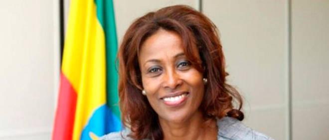 Meaza Ashenafi est la première femme à être à la tête de la Cour suprême éthiopienne.