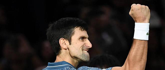 Ces retrouvailles parisiennes entre le Suisse et Djokovic, repoussées  deux fois ces deux derniers mois à New York puis Shanghaï, ont tenu toutes leurs promesses.