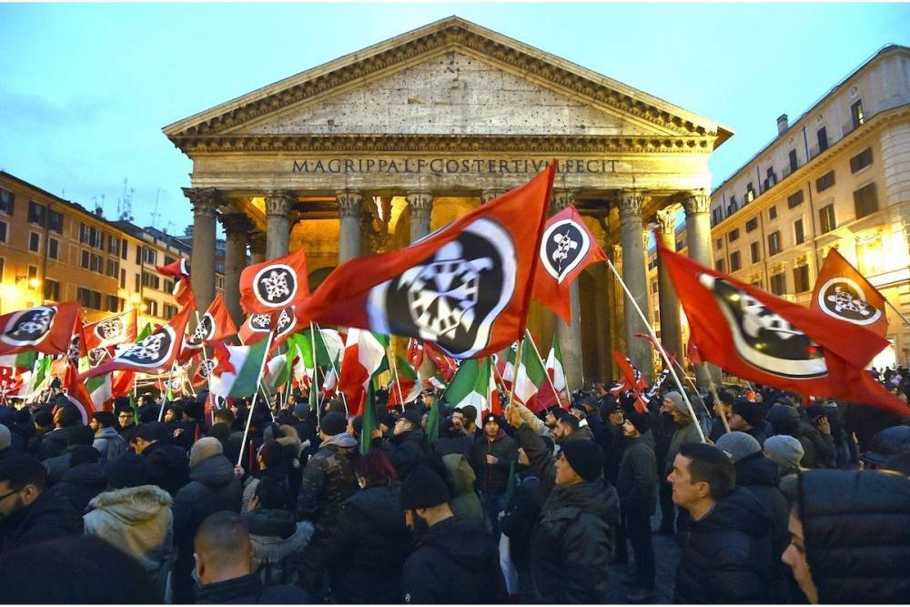 ITALY-POLITICS-ELECTION-VOTE-election-italy-politics © ANDREAS SOLARO AFP