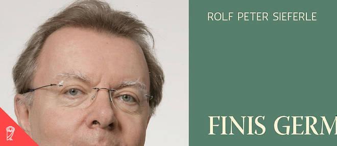 « Pour Matthias Küntzel, Finis Germania de Rolf Peter Sieferle, qui a provoqué récemment une vive polémique en Allemagne, est un livre scandaleux, au jargon antisémite. »