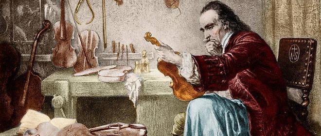Un luthier est un artisan qui fabrique, répare et restaure les violons.