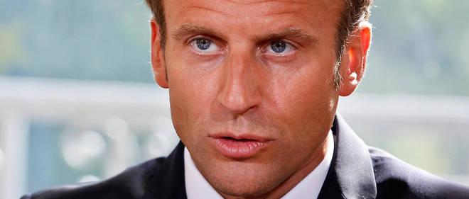 Emmanuel Macron se présente comme le dernier rempart face à la vague populiste en Europe.
