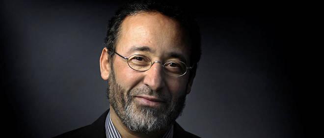 Tareq Oubrou l'imam de Bordeaux.