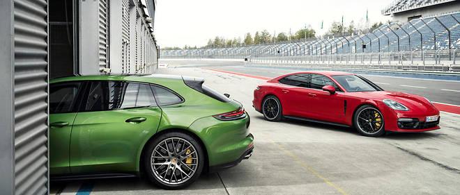 Porsche Panamera GTS: toute la magie d'un sigle