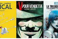 L'Incal / V pour Vendetta / La trilogie Nikopol