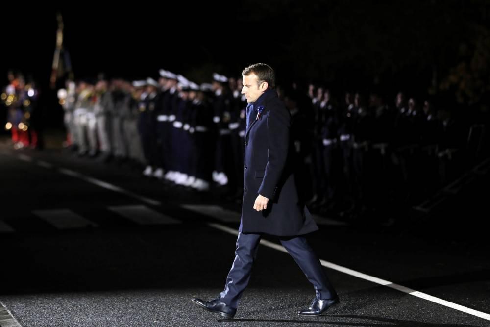 FRANCE-WWI-CENTENARY-HISTORY © LUDOVIC MARIN AFP