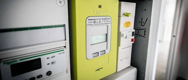 30 000 compteurs Linky sont installés chaque jour en France.