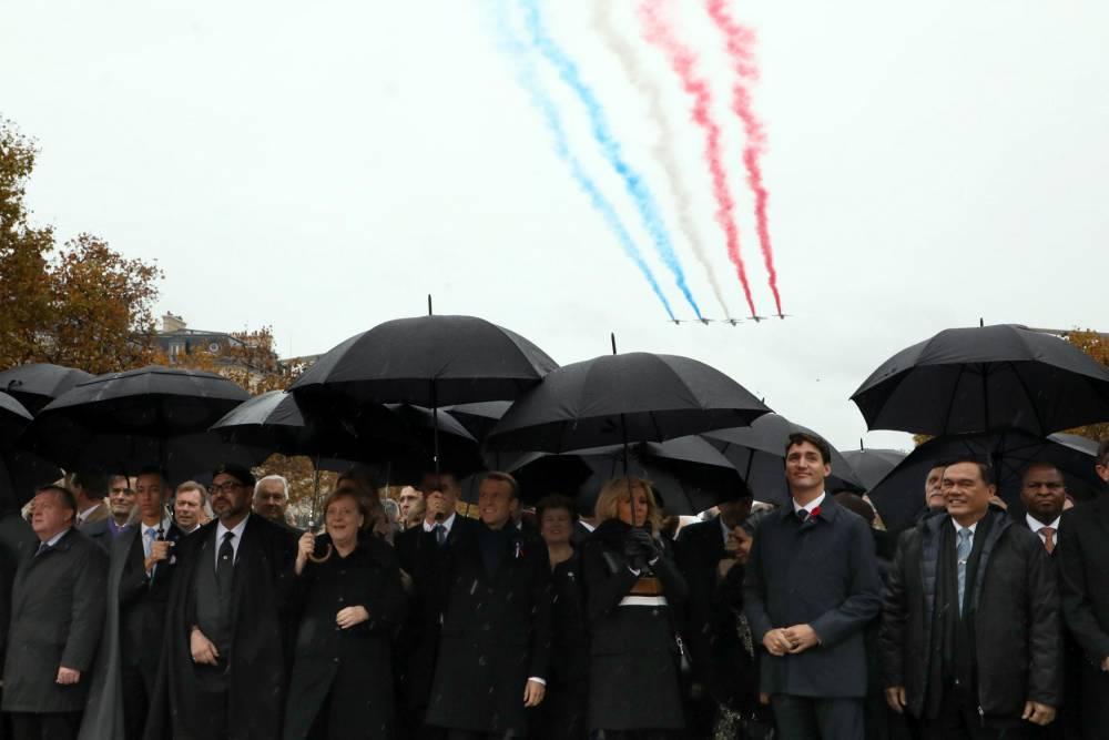 patrouille, france, centenaire ©  LUDOVIC MARIN / AFP