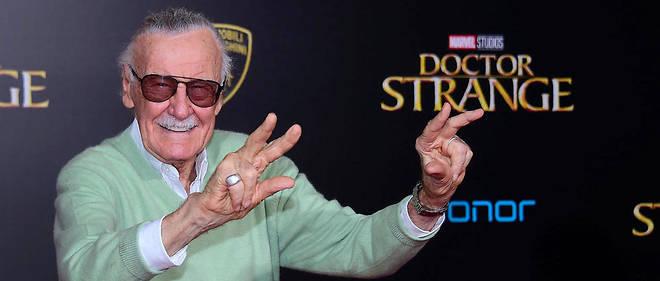 Stan Lee apparaissait de façon furtive dans tous les films Marvel.