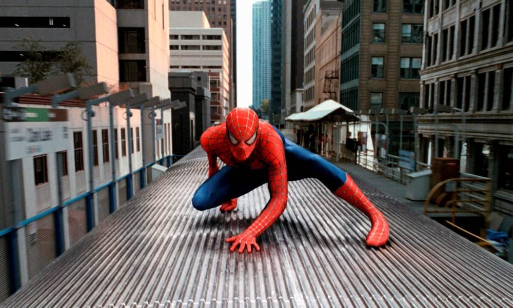 Spider-man 2 © COLUMBIA PICTURES