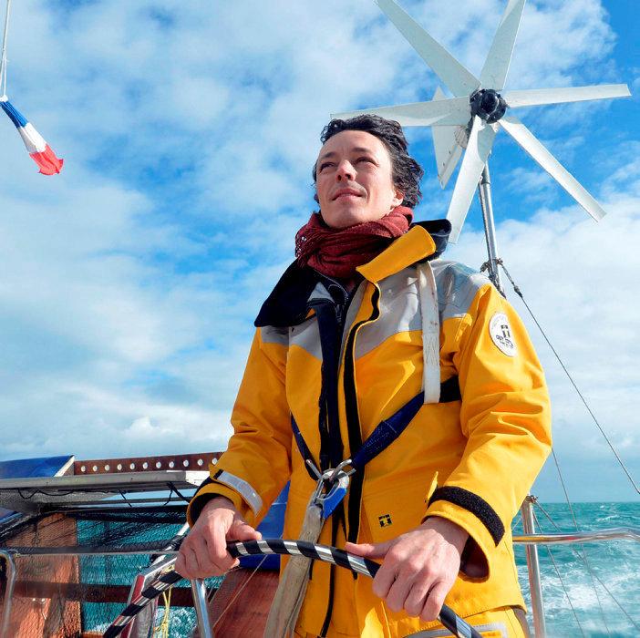 Explorateur. Corentin de Chatelperron a voyagé trois ans autour du monde pour collecter des innovations économes en ressources.