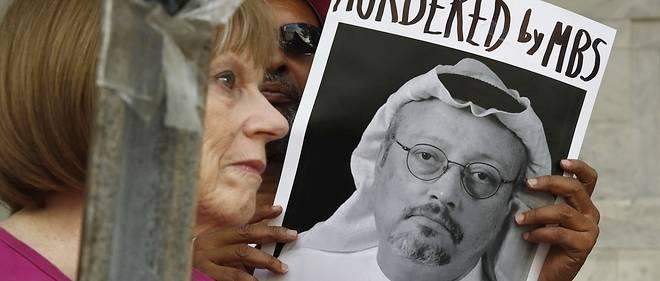 L'éditorialiste saoudien Jamal Khashoggi, exilé aux États-Unis depuis 2017, a été tué le 2 octobre au consulat de son pays à Istanbul où il s'était rendu pour des démarches administratives.