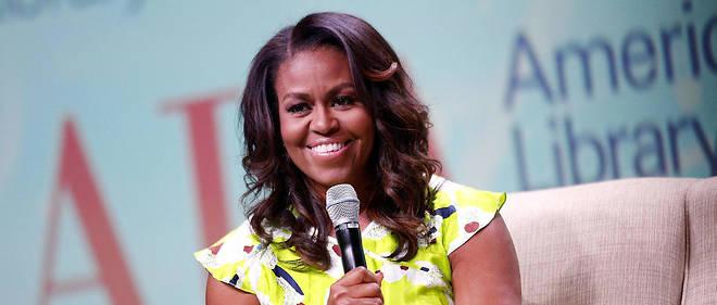 Michelle Obama En France Le 5 Decembre Le Point