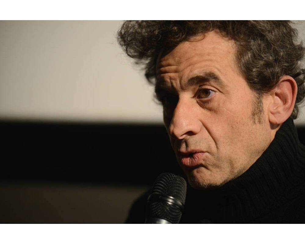 """Patrick Haimzadeh : """"Cette nation libyenne existait et existe."""" ©  DR"""