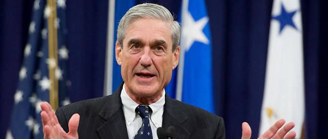 Robert Mueller enquête sur les ingérences russes dans la campagne présidentielle de 2016.