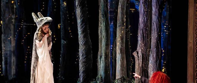 Peau d'âne, théâtre Marigny, jusqu'au 17 février www.theatremarigny.frRéservations : 01 76 49 47 12