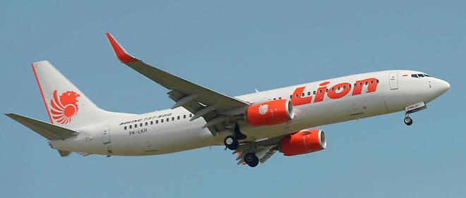 Boeing pourrait être responsable du crash du vol Lion Air