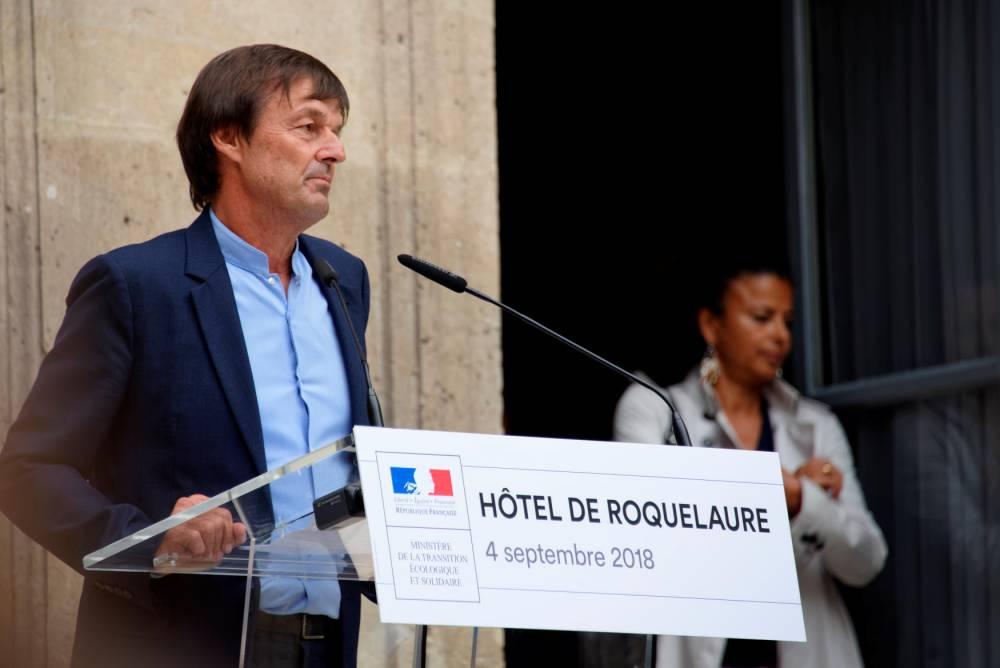 FRANCE-POLITICS-ENVIRONMENT-GOVERNMENT © Daniel Pier AFP