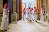 Le prince héritier du Royaume, Mohammed ben Salmane, dit MBS, cherche à moderniser son pays et à préparer l'après-pétrole, mais sans laisser la moindre initiative à la société civile.  ©TASNEEM ALSULTAN/The New York Times-REDUX-REA