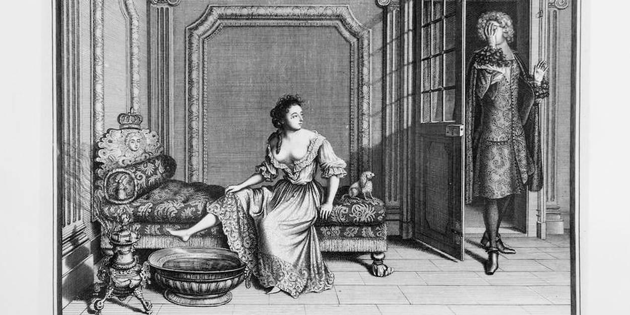 Versailles La Saleté Régnait Elle à La Cour De France