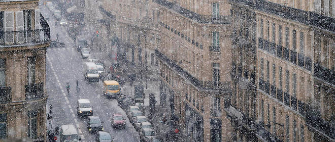 Attention, pas sur que la neige tienne tres longtemps... Photo d'illustration.