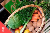 L'agriculture biologique est un mouvement désormais établi. Mais il n'en fut pas toujours ainsi.  ©Gilles Targat