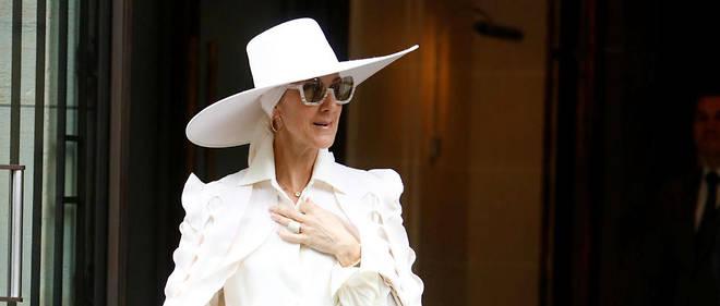 1863a4c0d1a0c Céline Dion lance une ligne de vêtements unisexes pour enfants.