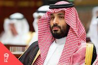 Disculplé par la justice saoudienne, le prince héritier Mohammed ben Salmane est dans la ligne de mire de la CIA, qui estime qu'il a commandité le meurtre du journaliste Jamal Khashoggi.  ©BANDAR AL-JALOUD