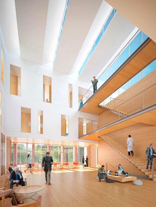 Santé. Le Centre européen de la nutrition pour la santé investira ses nouveaux locaux sur le campus hospitalier de Lyon Sud au printemps 2019.
