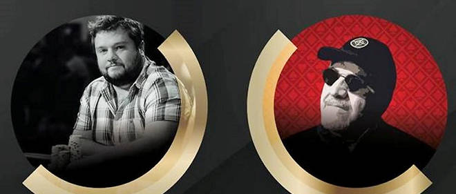 Qui sera le vainqueur des 10 parties en tête à tête entreAdrien Guyon, à gauche, etRoger Hairabedian, à droite?