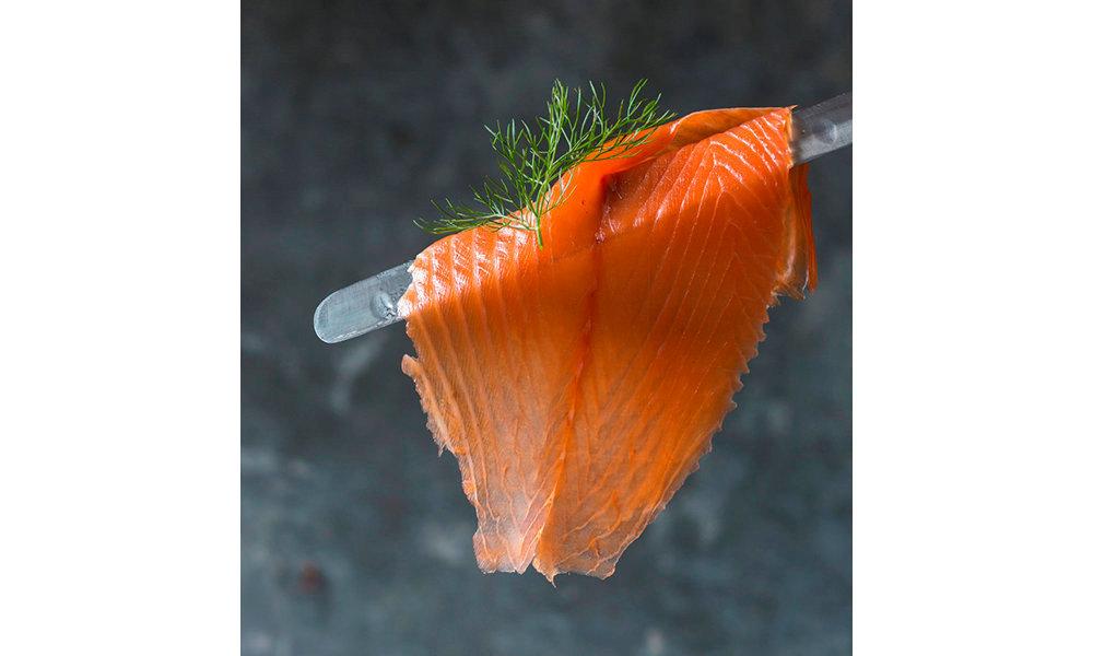 Le saumon fumé de l'Adour, on l'adore