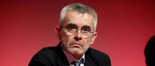 Yves Veyrier, secrétaire général de Force ouvrière.