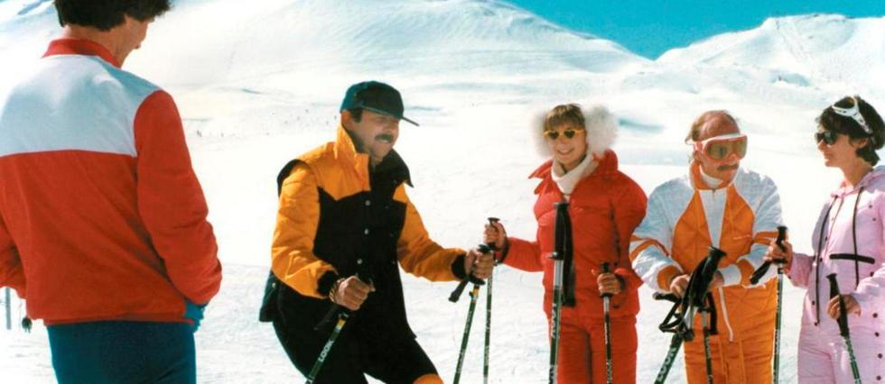 """Résultat de recherche d'images pour """"les bronzés font du ski"""""""""""