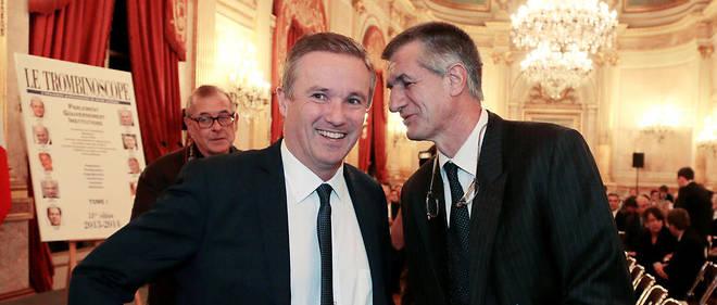 Les deux hommes partagent des positions communes notamment sur leur vision de l'Europe
