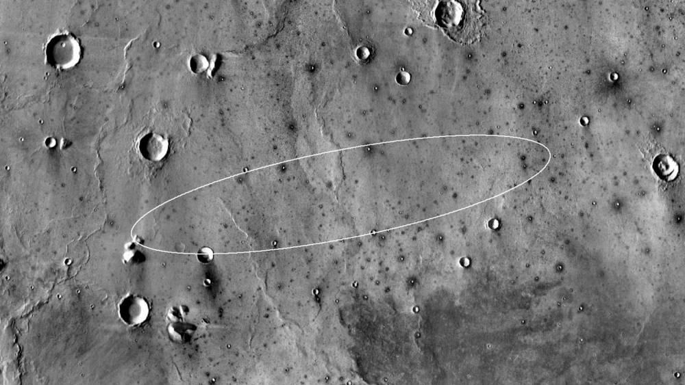US-space-AEROSPACE-Mars-NASA © HO HO / NASA/JPL-Caltech/ASU / AFP