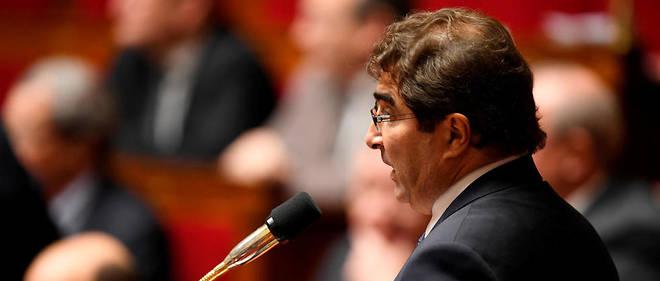 Christian Jacob, président des députés LR à l'Assemblée nationale.