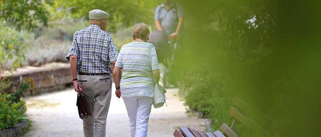 Les veufs et les veuves qui touchaient une pension de réversion vont être perdants avec la réforme qui se prépare.