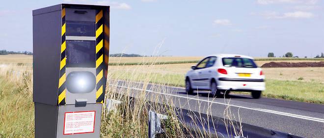 Les radars ont flashé 15% de moins depuis le début de l'année 2018, selon la Sécurité routière.