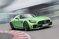 AMG GT.  ©Daimler AG - Global Communications Mercedes-Benz Cars
