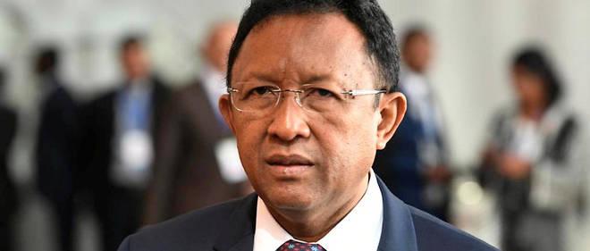 Pour Hery Rajaonarimampianina, la cause est entendue. La course à la présidence s'arrête là.