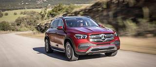 Mercedes GLE 2019 ©DaimlerAG - Global Communications Mercedes-Benz Cars Global photos by Andreas Lindlahr on behalf of Daimler AG