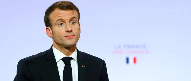 Le président Emmanuel Macron est confronté à sa première crise depuis son élection en mai 2017.