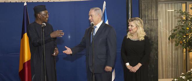 Selon les services du Premier ministre, les relations entre Israël et le Tchad étaient rompues depuis 1972.
