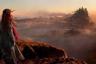 Illustration utilisée pour le film Mortal Engines.
