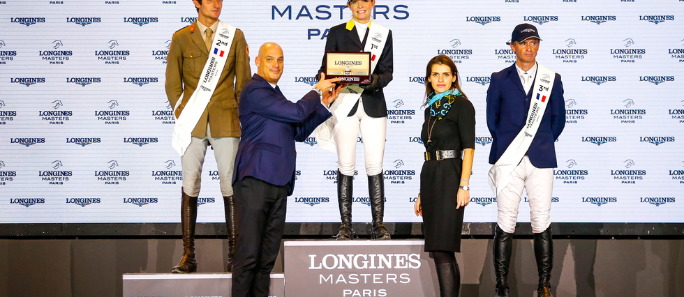 <p>Après quatre jours de compétitions, le Longines Masters de Paris a touché à sa fin hier avec l'incroyable victoire d'Edwina Tops-Alexander.</p>