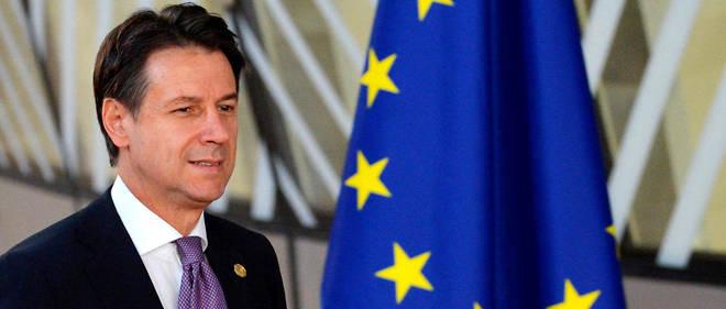 Giuseppe Conte s'est refusé à donner des chiffres afin que la « négociation fonctionne ».