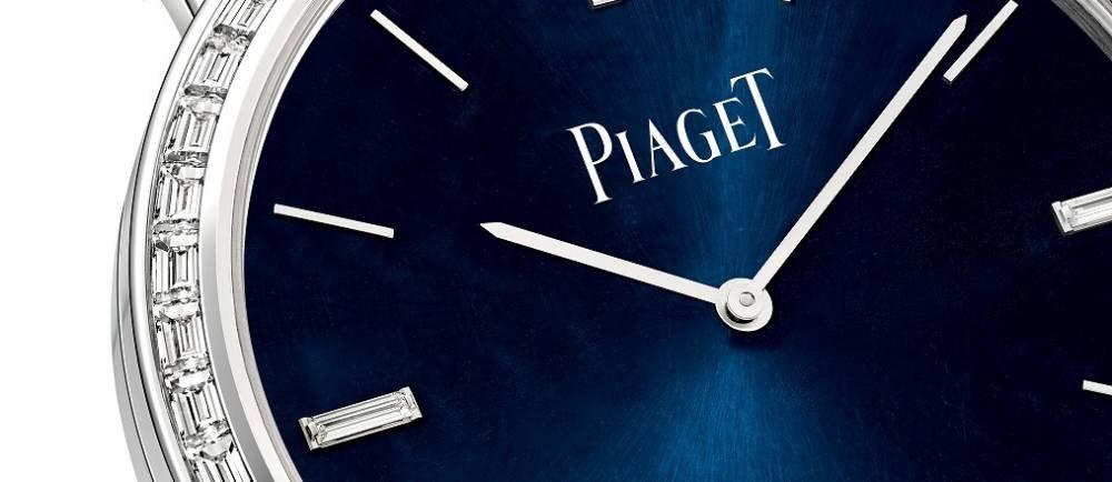 Piaget, SIHH 2019 ©  DR
