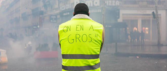 Comment rendre compte de la mobilisation des Gilets jaunes sans être accusé de prendre parti ? Image d'illustration.
